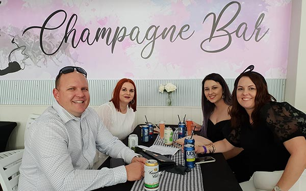 Race Day Packages - Champagne Bar