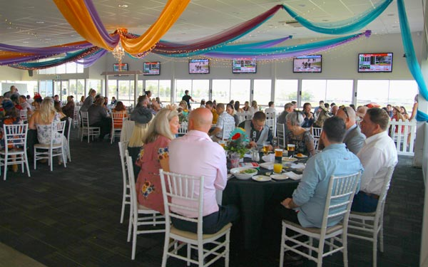 Race Day Packages - Event Centre