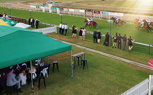 Race Day Packages - Private Marquees
