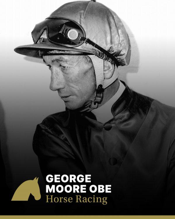 George Moore-Sport Australia Hall of Fame