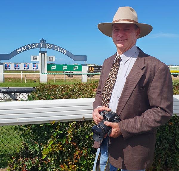 Jim Law - Official Photographer, Mackay Turf Club