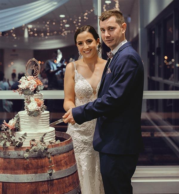 Weddings at Mackay Turf Club