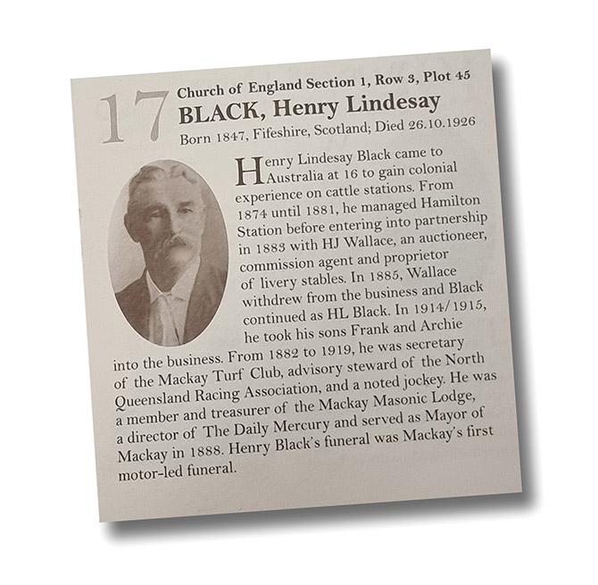 H.L Black Memorial