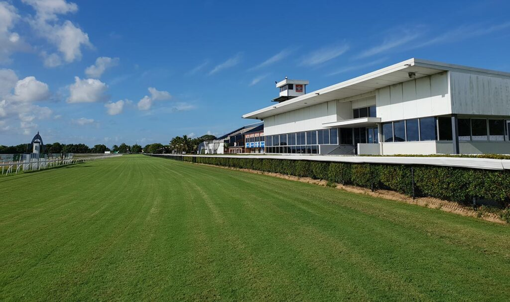 Our world class Strathayr Race Track